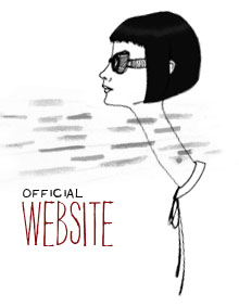 PeppermintDaydreams.com website of illustrator Christy Pepper Dawson