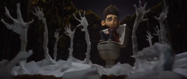 ANIMATION FRIDAY. paranorman