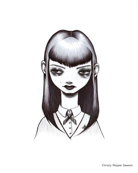 B Student by Christy Pepper Dawson